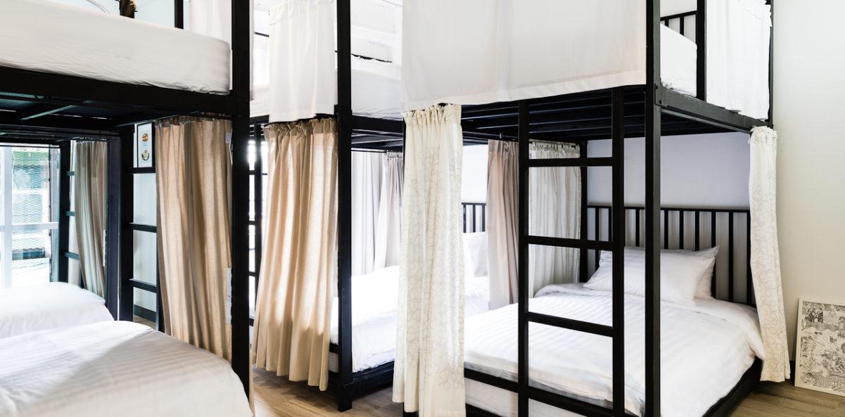 Picture of: Mixed Dorm 8 Beds Niitra Bangkok
